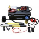 Aquascan Aquapulse AQ1B Metal Detector Professional Kit